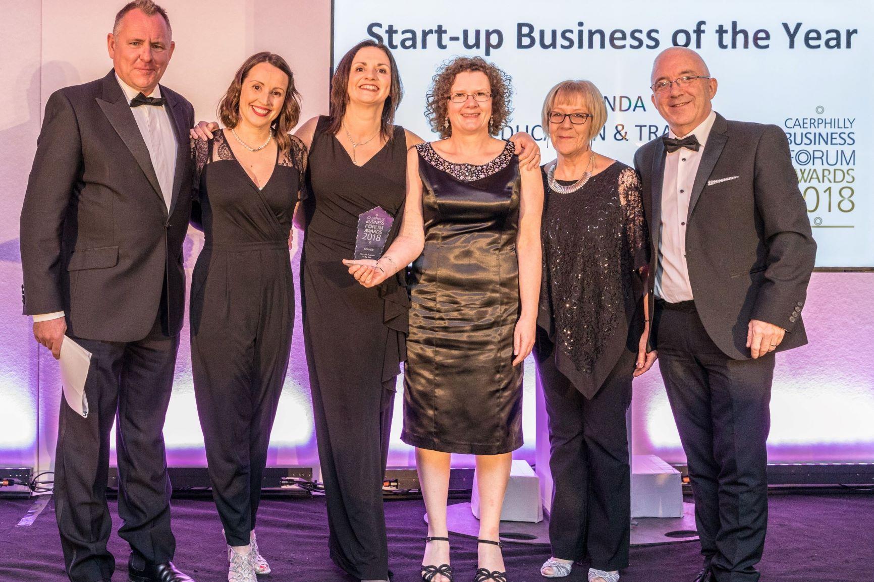 CBF Start-Up Award